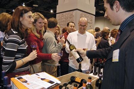 boston wine expo tasting